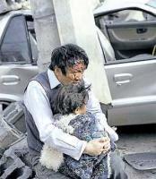 Scramble for shelter as China quake toll mounts