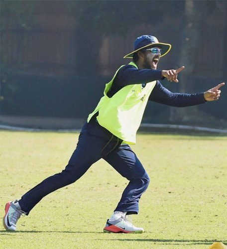 Chandimal hints at going back to