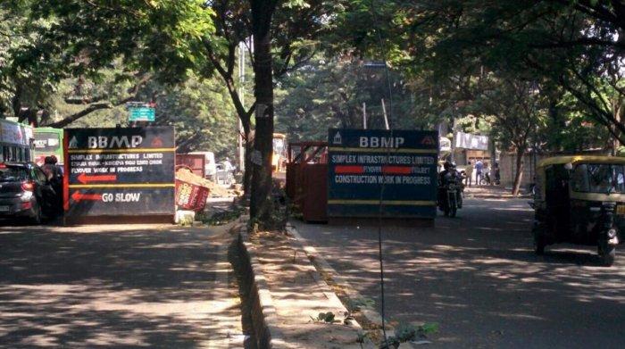 Koramangala flyover work begins as fresh queries arise
