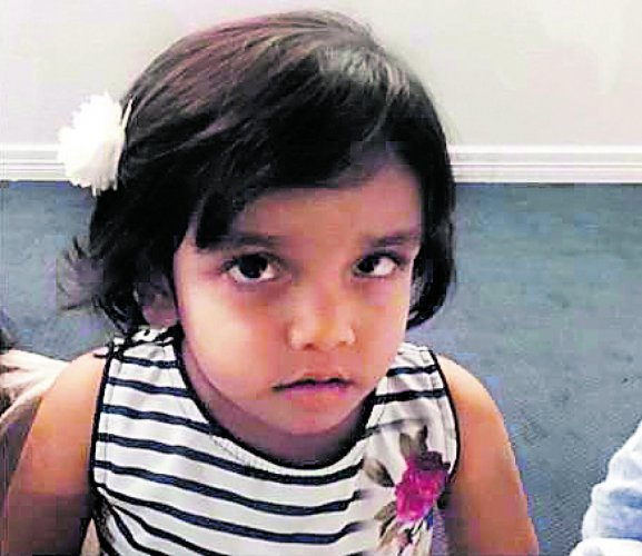 Indian toddler's foster mother arrested in the US for leaving her home alone