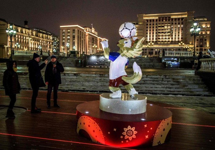 Watch: Teams brace up for World Cup draw