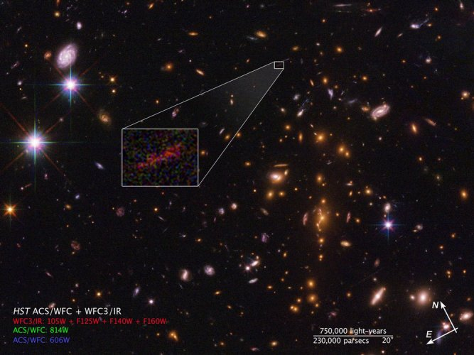 Farthest known galaxy in the universe discovered: NASA