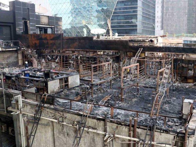 Kamala Mills fire: Mojo's Bistro co-owner surrenders