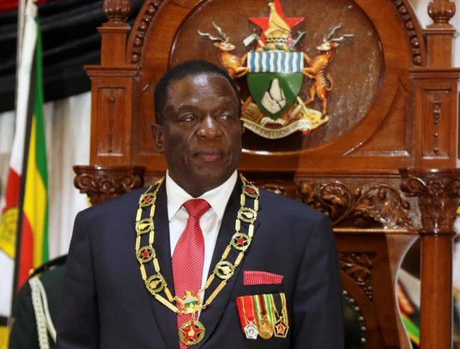 Zimbabwe to hold elections in four to five months