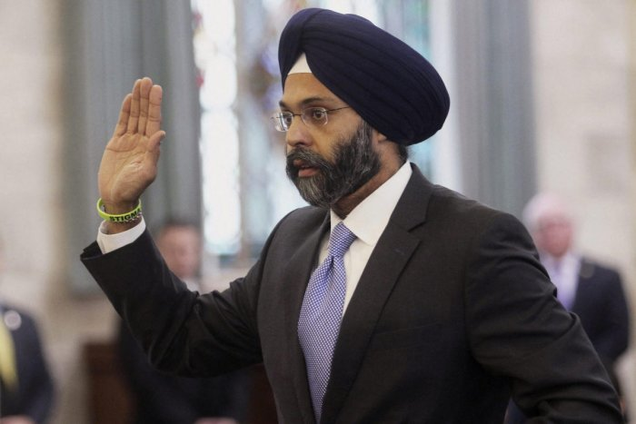 In a first, Sikh-American appointed New Jersey's AG