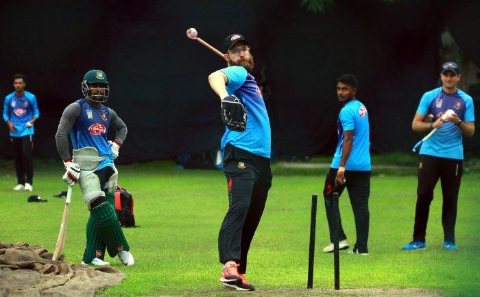 Bangladesh Cricket Board. (AFP Photo)