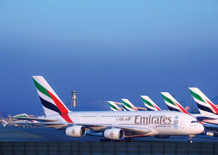 Emirates orders 36 A380s at $16 b