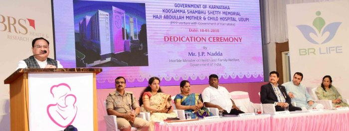 Many programmes to mitigate infant, maternal mortality rate: Nadda