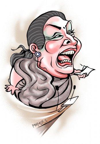 Renuka vs Modi is no laughing matter