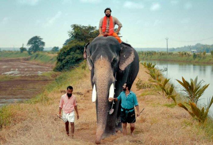 'Gajam': Video featuring 'Bahubali 2' elephant Chirakkal Kaalidasan goes viral