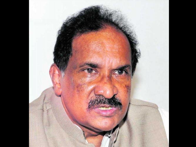 BJP conspiring to postpone polls, alleges George