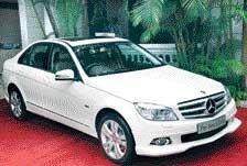 It's raining Mercedes in Aurangabad