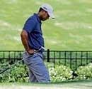 Erratic Woods misses cut