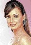 Dia Mirza denies marrying Shoaib Akhtar