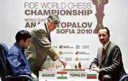 Anand stays ahead after stalemate