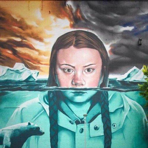 Greta Thunberg is a teenage climate activist from Sweden, who spoke at the United Nations climate Summit on Tuesday. (Photo: Greta Thunberg/Facebook profile)