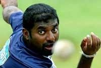 Murali finally ruled out of T20 WC, Thushara to replace him