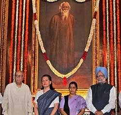 Birth anniversary events will befit Tagore's legacy: PM