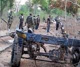 'Maoists have massively mined Chhattisgarh forests'