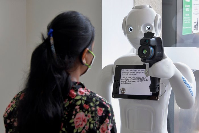 Coronavirus Shashi Tharoor Procures Thermal Camera With Face Detection Tech For Fever Screening In Kerala Deccan Herald