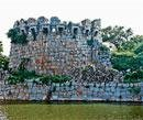 Mudgal's crumbling fortress