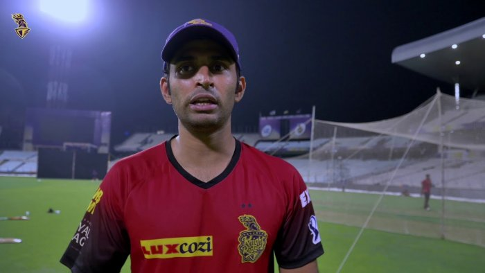 Abhishek Nayar. (Photo/YouTube KKR channel)