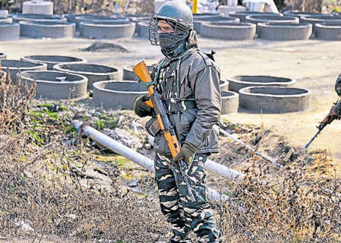 Security arrangements have been tightened in defence and non-defence installations as well as other important places in Odisha following the recent Kashmir developments. PTI file photo