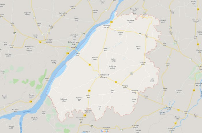 """Aurangabad is called """"Chittorgarh of Bihar"""", having elected only caste Rajputs (also Thakur and Kshatriya) as MPs for 72 years since independence."""