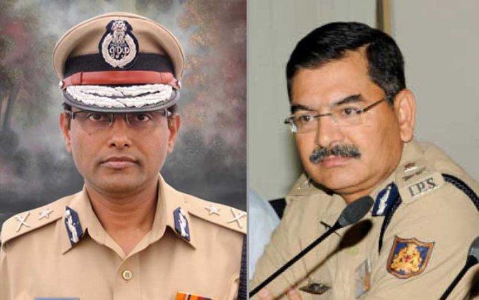 B Dayananda and Amar Kumar Pandey