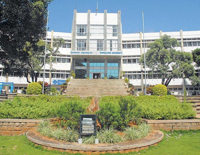 The Bangalore University (BU) administration is now in a fix after inviting applications to fill up 'long vacant positions'. (DH File Photo)