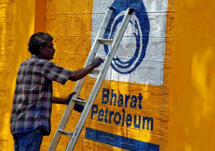 Bharat Petroleum Corp. (Reuters photo)