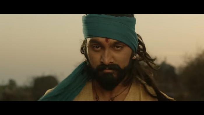 Rajvardhan in 'Bicchugatti'.