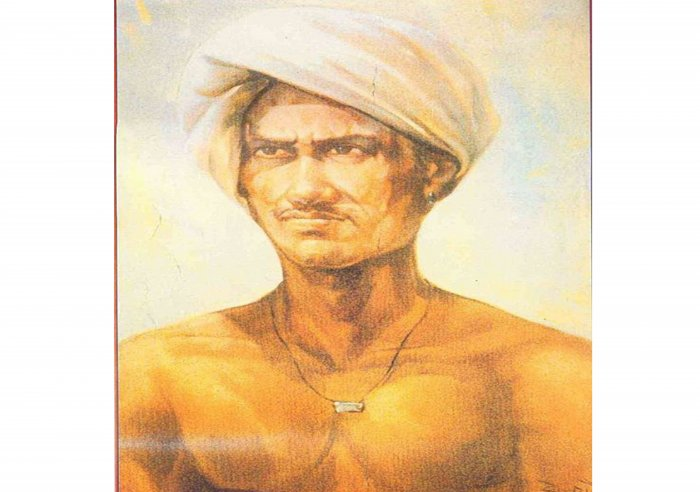 Jharkhand's 'Dharti Abba' or 'Father of the Earth',Birsa Munda. (Photo/Facebook)