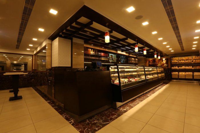 Cakewala, another of Srinivas Rao's chains specialises in cakes and pastries.