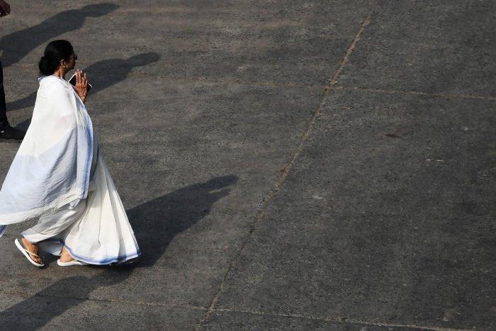 Chief minister of West Bengal. (AFP file photo)