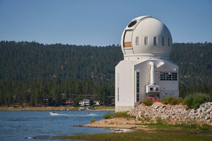 Goode Solar Telescope at the Big Bear Solar Observatory