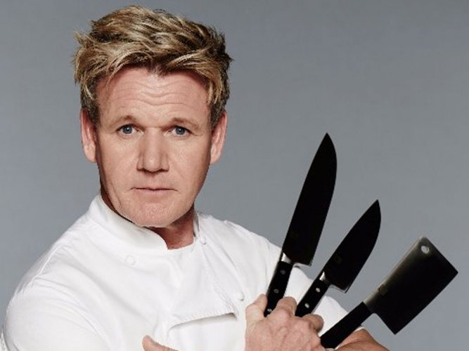 Gordon Ramsay (File Photo)