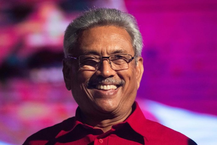 Gotabaya Rajapaksa. (AFP file photo)
