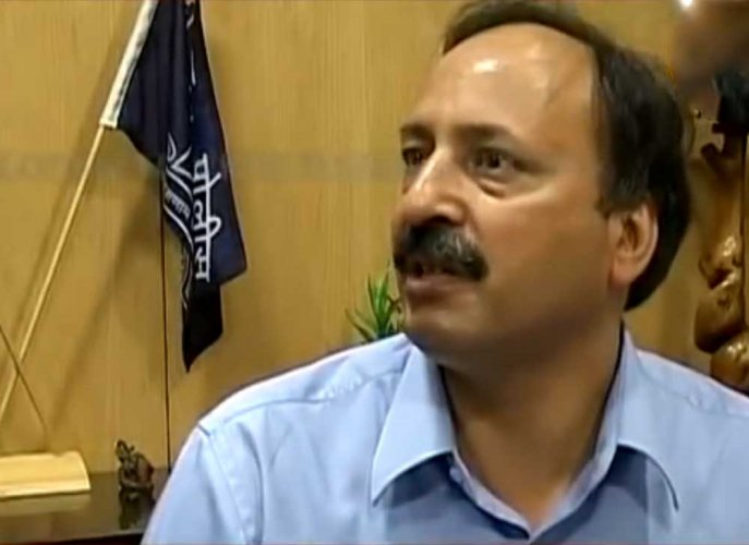 IPS officer Hemant Karkare. File photo