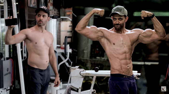 Hrithik Roshan was given only two months to get in shape after 'Super 30'.