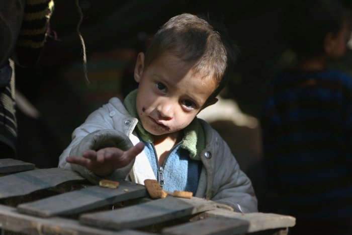 India has slipped seven places to the 102nd spot among 117 countries on the Global Hunger Index (GHI) in 2019. (Getty images)