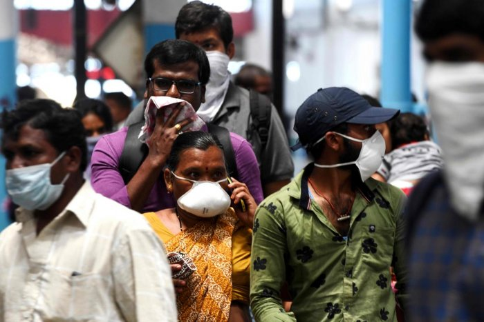 At present only government labs are permitted to do the test and the Centre is making arrangements to nearly double its capacity to test for the respiratory ailment. Credit: PTI Photo