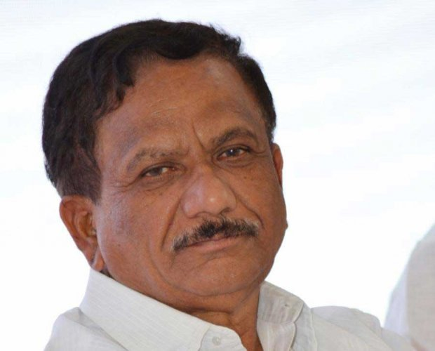 BJP leader K G Bopaiah. DH photo.