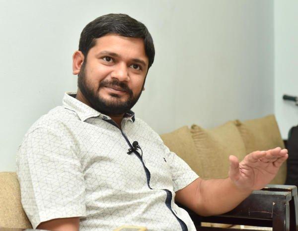 Former JNU student leaderKanhaiya Kumar. (DH File Photo)