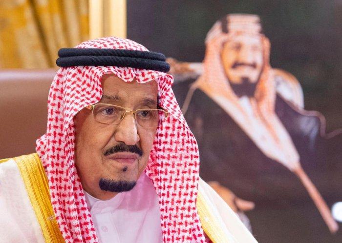 Saudi King Salman bin Abdulaziz. (Reuters photo)