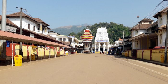 For years now, the Ghati Subrahmanyaswamy temple at Doddaballapur has been the go-to place for devotees after Kukke Subrahmanya and has seen a surge in its income by Rs 65 lakh this year.