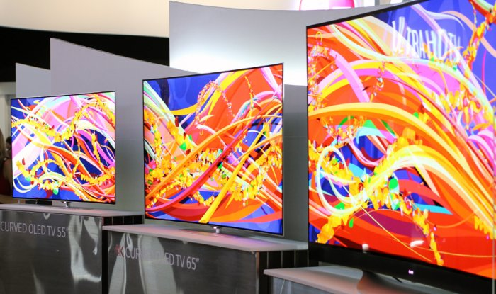 LED TV sets. Picture credit: commons.wikimedia.org/ Maurizio Pesce