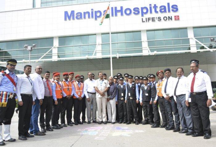 Representative image of Manipal Hospitals.