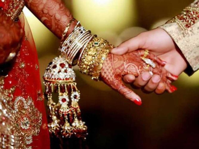 According to a complaint filed by the woman's father in Kurukshetra on Saturday, she was married to a resident of Yamunanagar on September 12 this year. File photo