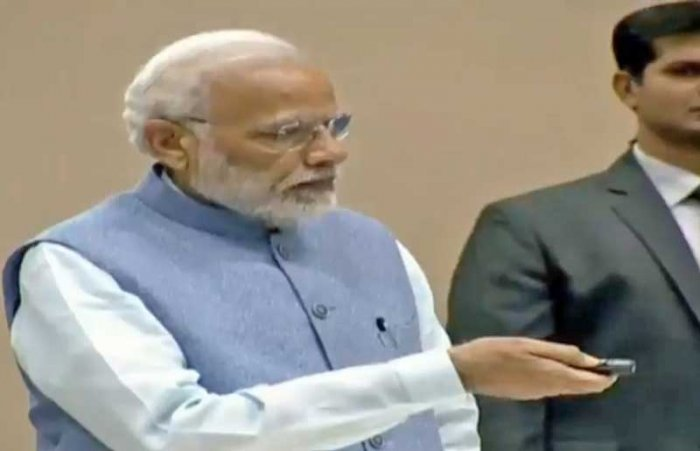 Keen to cut emissions through a greater share of environment-friendly natural gas as auto and cooking fuel, Modi also launched the 10th round of bidding for award of city gas licenses in 124 new districts, which have been clubbed into 50 Geographical Areas (GAs).